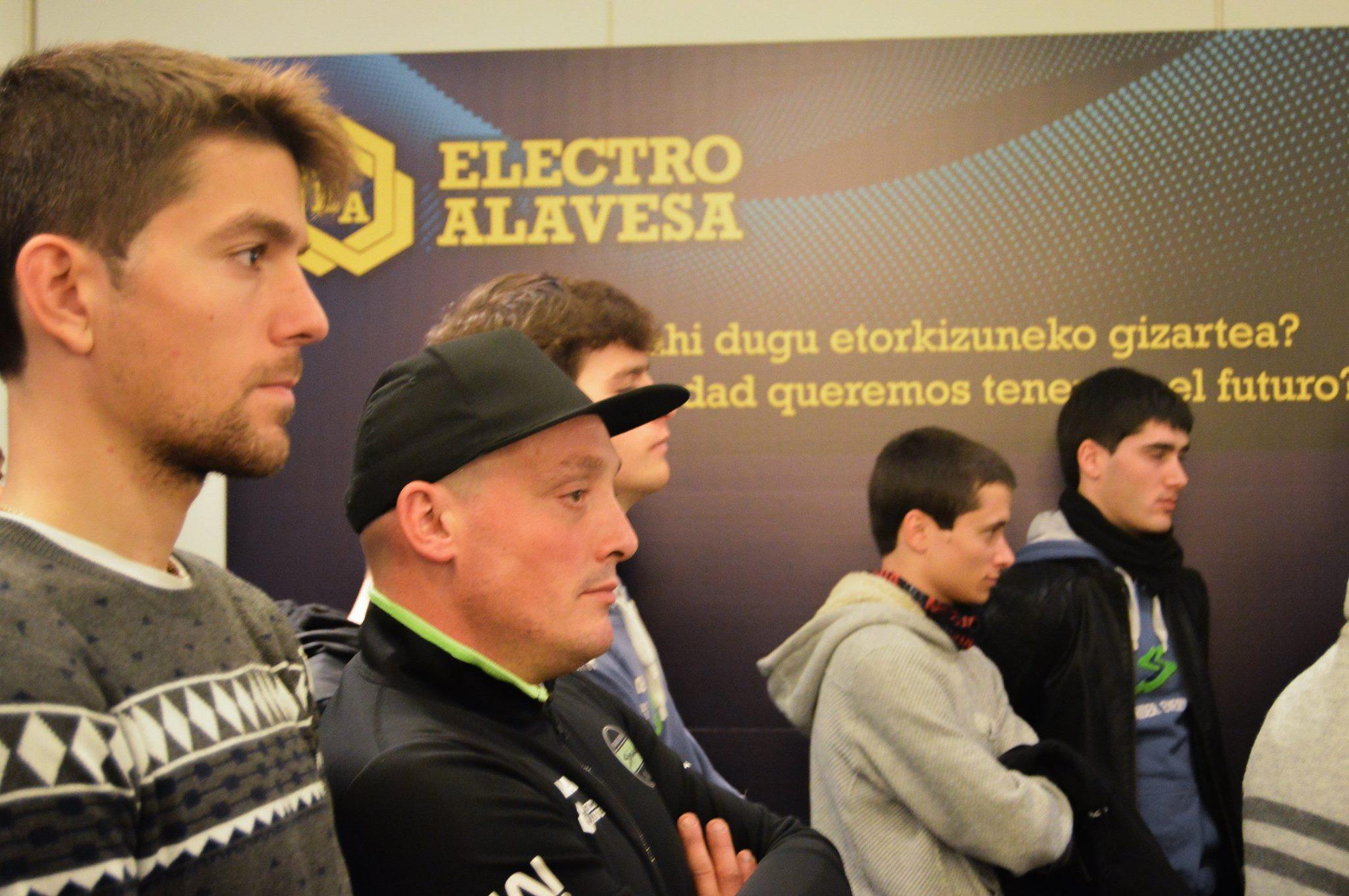 Presentación Electroalavesa