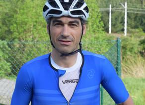 Julián Sanz en Race Across Italy