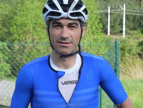 Julián Sanz en Race Across Italy