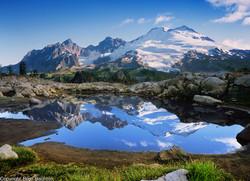 Scenic Mount Baker