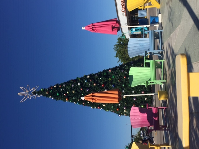 Christmas at town square