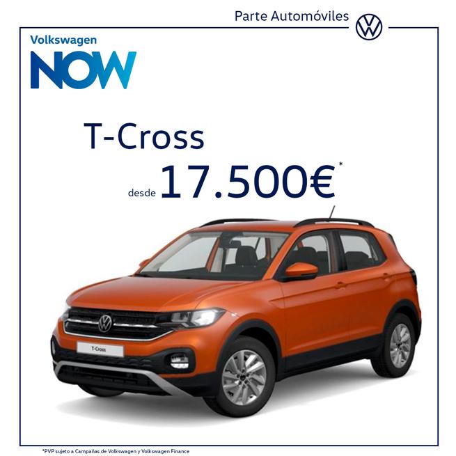 Volkswagen Now T-Cross