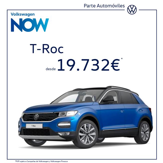 Volkswagen Now T-Roc