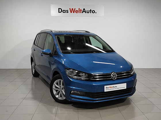 Volkswagen Touran Advance 1.6 TDI (115 CV)