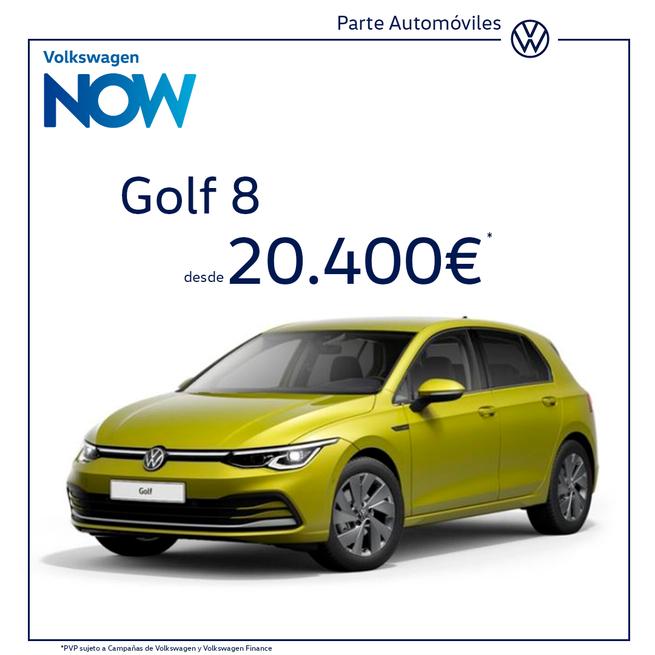 Volkswagen Now Golf