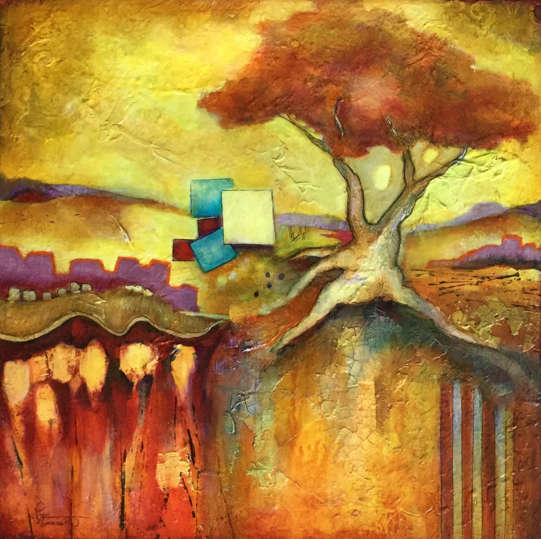 Entre l'écorce et l'arbre