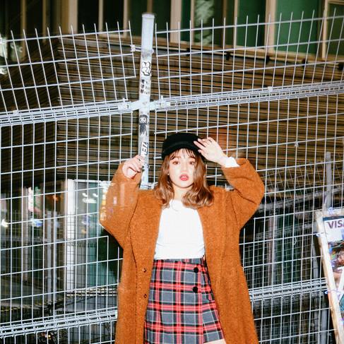 ちーぽぽ x H&M