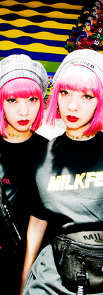 MILK FED x AMI AYA 4