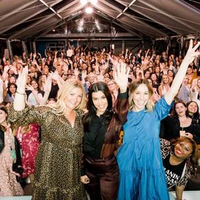 Women Supporting Women: Kourtney Kardashian And Allison Statter On Business And Friendship