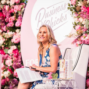 Business Chicks CEO Emma Isaacs On Why 'Winging It' Is A Winning Strategy