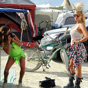 Influencer Culture On The Playa