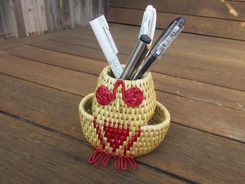 Bamboo Owl