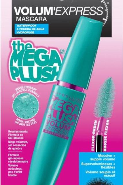 Maybelline-The Mega Plush Mascara