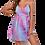 Thumbnail: Purple Dye Cami Dress