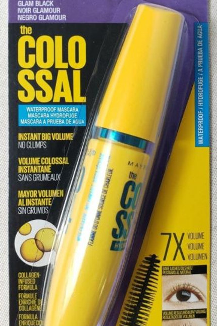 Maybelline-The Colossal Mascara 7X