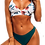 Thumbnail: Aruba Print Bikini Swimsuit