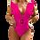 Thumbnail: Ruffle One-Piece Swimsuit