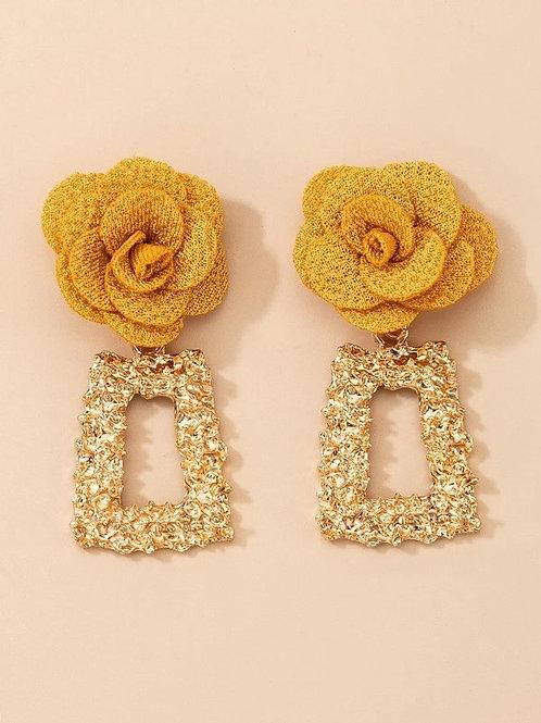 Flower Decor Metal