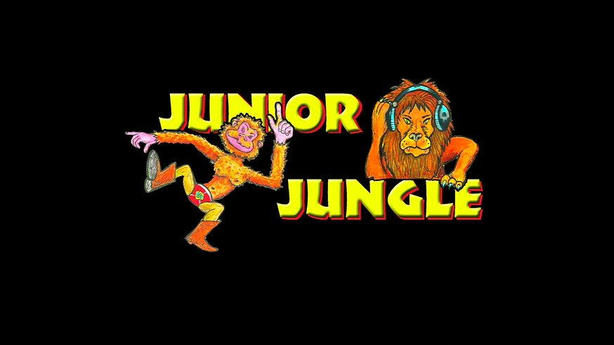 90 seconds of Junior Jungle joy!