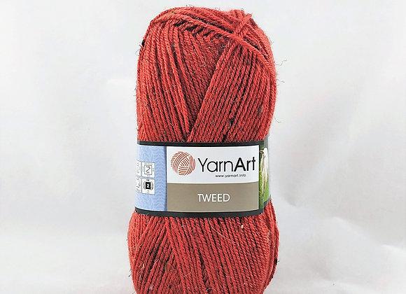 Tweed Κόκκινο