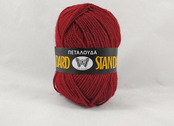 Standard Αποχρώσεις Κόκκινου
