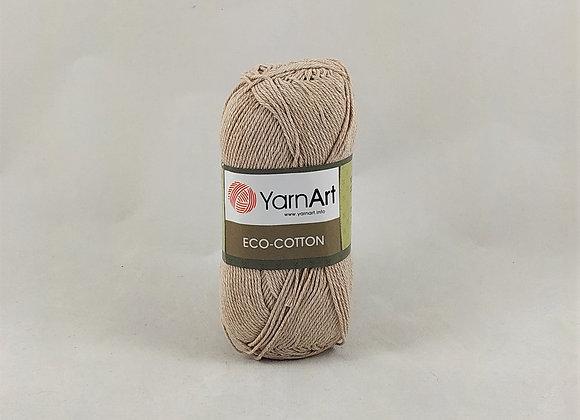 YarnArt ECO-COTTON Μπέζ
