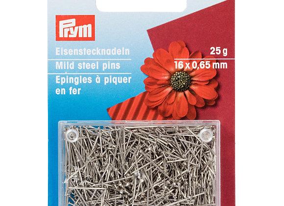 Καρφίτσες Prym 0,65 χ 22 mm/500γρ.