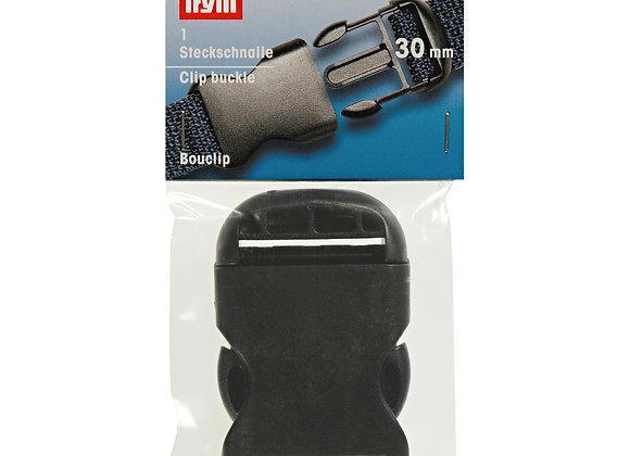 Κούμπωμα Ιμάντα Prym 30mm Μαύρο