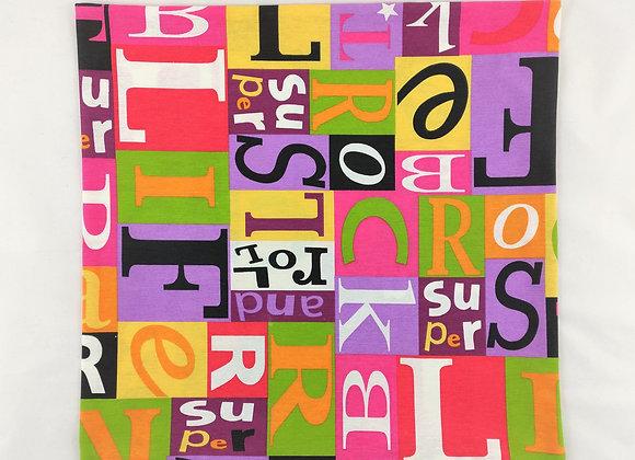 Διακοσμητικά Μαξιλάρια Letters