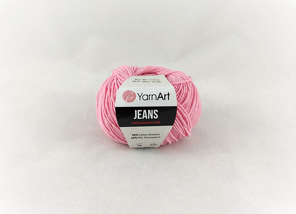 Jeans Αποχρώσεις Ρόζ