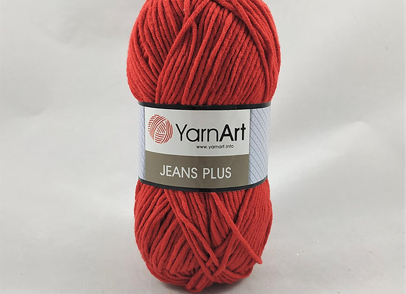 Jeans Plus Κόκκινο