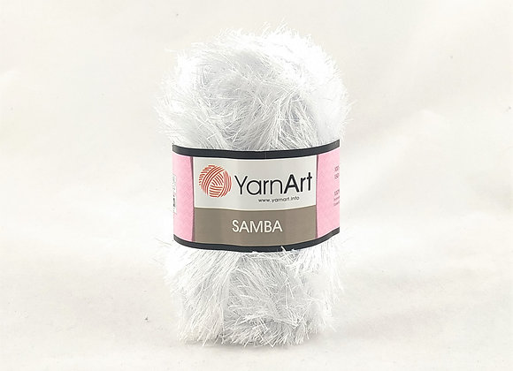 Samba Λευκό/Μαύρο