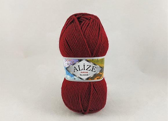 Alize Burcum Klasik Αποχρώσεις Κόκκινου