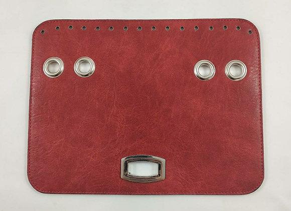 Καπάκι Τσάντας Κόκκινο