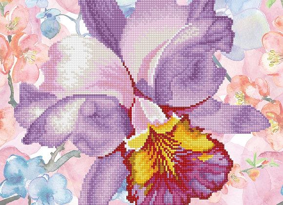 Sparkle Garden Mauve