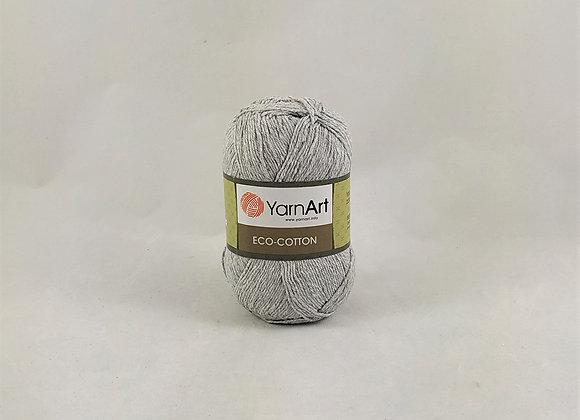 YarnArt ECO-COTTON Γκρί