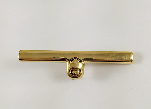 Κούμπωμα Ράβδος Μεταλλικό Χρυσό