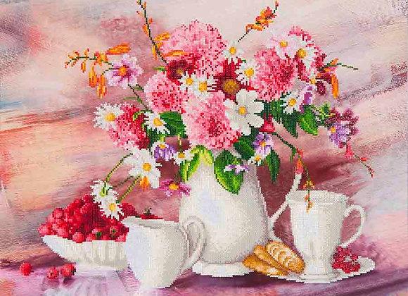 Romantic Tea Time