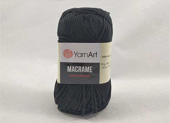 Macrame Μαύρο/Λευκό
