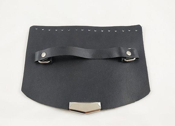 Καπάκι Τσάντας Μαύρο