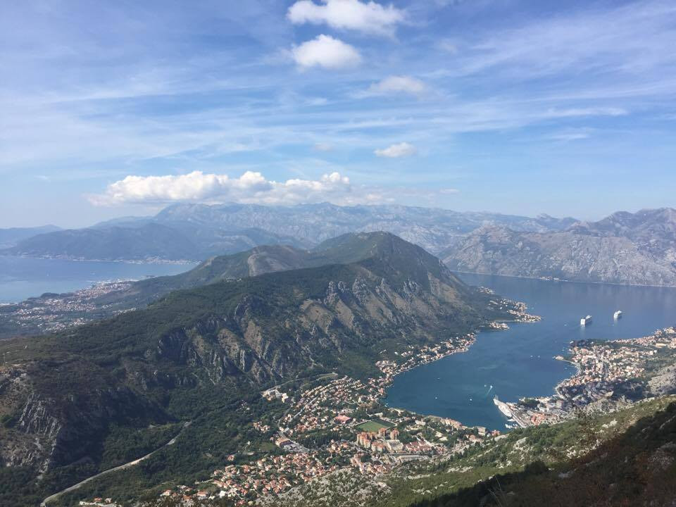 Montenegro, Bay of Kotor