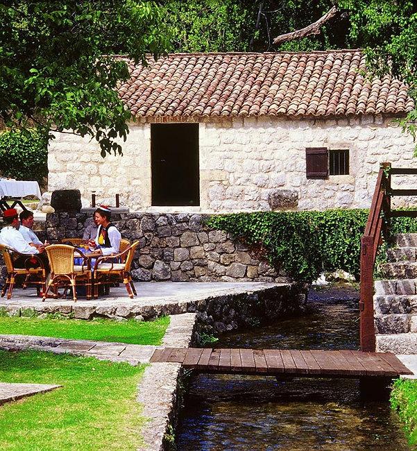 Experiences in Dubrovnik, the Ljuta Mills in function