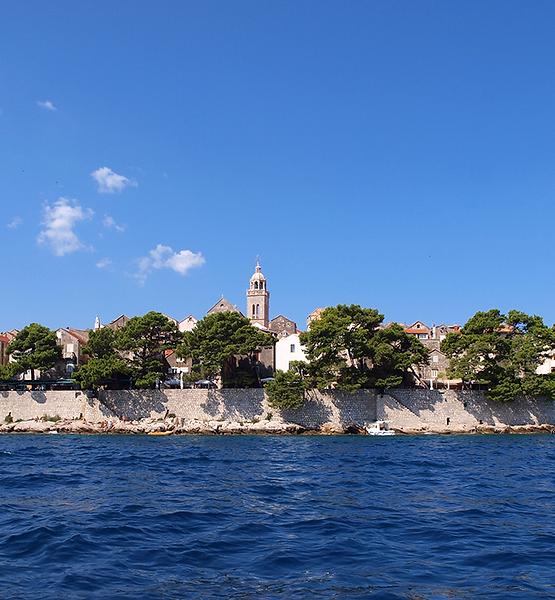 Experiences around Dubrovnik, Korcula promenade