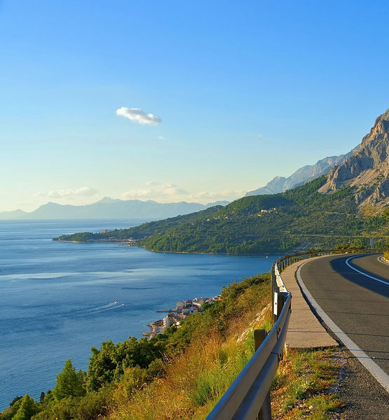 Experiences around Dubrovnik, drive on Adriatic highway