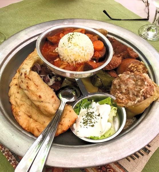 Experiences around Dubrovnik, Bosnian food in Mostar