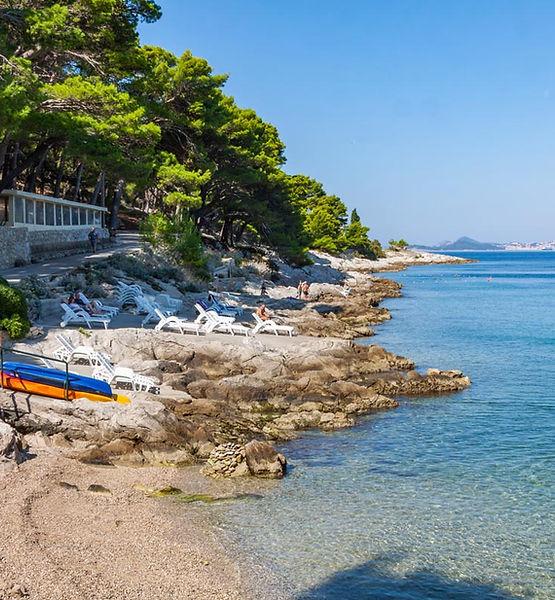 Experiences in Dubrovnik, Cavtat promenade