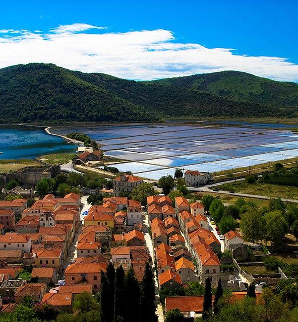 Experiences in Dubrovnik, visit Ston saltworks