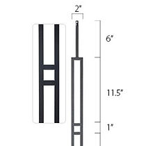 Geometric Single Ladder.jpg