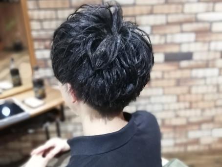 【イメージは髪質でコントロールできる】