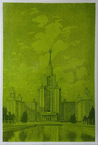 Дмитрий Колистратов художник москва галерея Fine Art